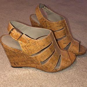 Shoes - Donald J Pliner wedges
